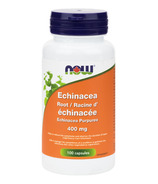 NOW Foods Echinacea Purpurea Root 400 mg