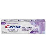 Crest 3D White Brilliance Toothpaste Vibrant Peppermint