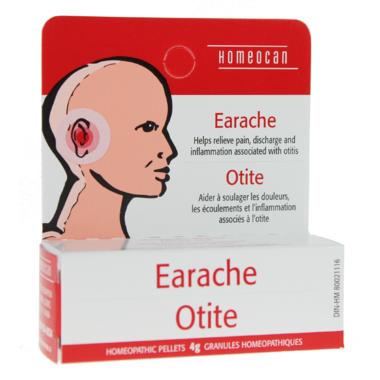 Homeocan Earache Pellets