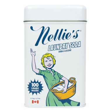 Nellie\'s Laundry Soda Tin