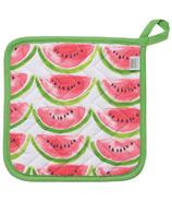 Now Designs Basic Potholders Watermelon