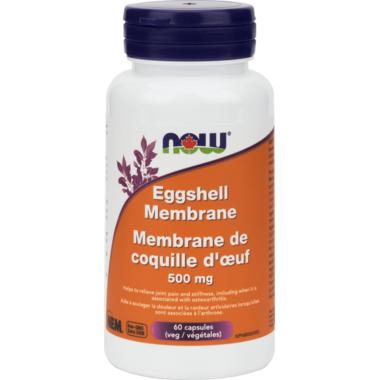NOW Foods Eggshell Membrane NEM Veg Capsules