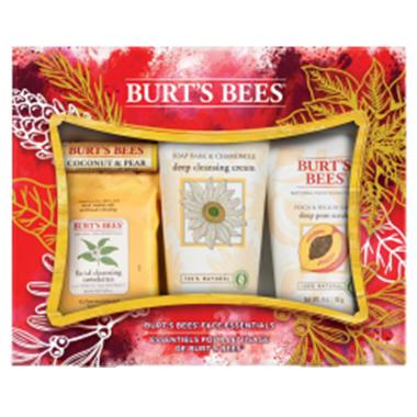 Burt\'s Bees Face Essentials Kit