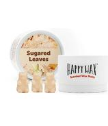 Happy Wax Eco-Tin Wax Melts Sugared Leaves