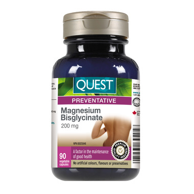Quest Magnesium Bisglycinate