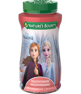 Nature's Bounty Disney Frozen Multivitamin Gummies