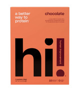 hi! Human Improvement Chocolate Protein Powder 3 Pack