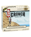 Clif Crunch White Chocolate Macadamia Nut Granola Bars