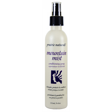 Prairie Naturals Mountain Mist Spray On Leave In Conditioner