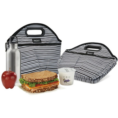 PackIt Traveler Lunch Bag Wobbly Stripes