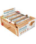 Simply Protein Whey Bars Apple Cinnamon Case