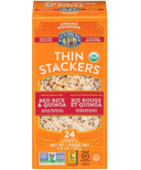 Lundberg Organic Red Rice & Quinoa Thin Stackers