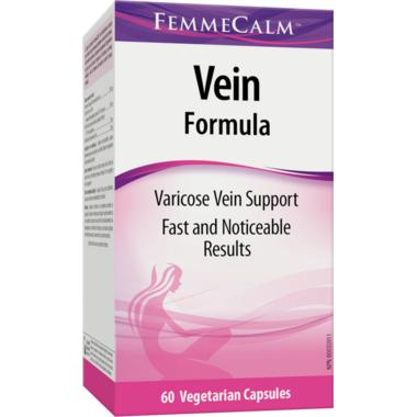 Webber Naturals FemmeCalm Vein Formula