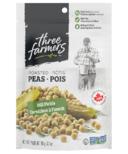 Three Farmers Roasted Peas Dill Pickle