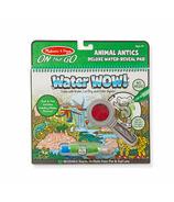 Melissa & Doug Water WOW ! Animal Antics Deluxe Water Reveal Pad