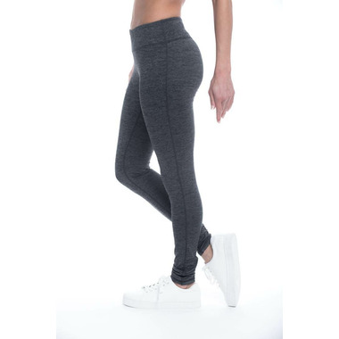 Gaiam Om Yoga Legging Charcoal Heather
