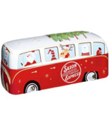 Saxon Chocolate Express Chocolates Tin
