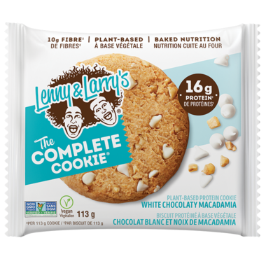 Lenny & Larry\'s Complete Cookie White Chocolate Macadamia