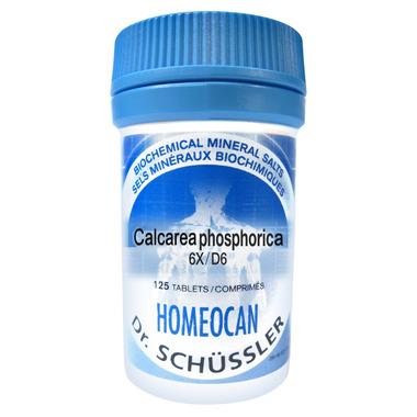 Homeocan Dr. Schussler Calcerea Phosphorica 6X Tissue Salts