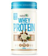 Natreve Whey Protein S'mores Sundae