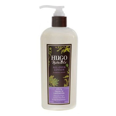 Hugo Naturals French Lavender All Over Lotion
