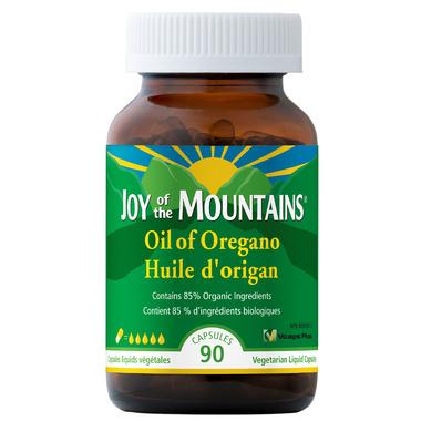 Joy of the Mountains Oil of Oregano