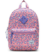 Herschel Supply Heritage Backpack Kids Pop Leopard