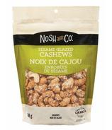 Nosh & Co Sesame Glazed Cashews