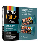 KIND Minis Bars Almond Sea Salt & Dark Chocolate