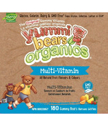Hero Nutritionals Organic Gummy Bear Multivitamin