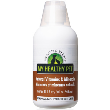 Holistic Blend My Healthy Pet Natural Vitamin & Mineral