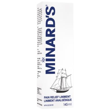 Minard\'s Pain Relief Liniment