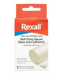 Rexall Self Clinging Gauze Bandage Medium