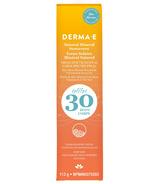 Derma E Écran solaire Sun Defense Mineral pour le corps avec FPS30