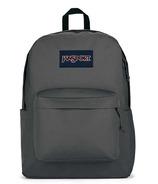Jansport SuperBreak Backpack Graphite Grey