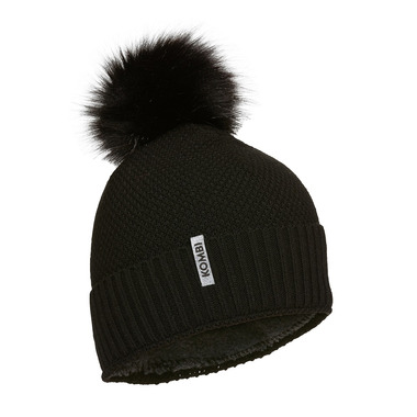 Kombi The Stylish Junior Hat Black