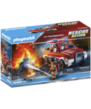 Playmobil Rescue Action City Fire Emergency