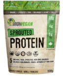 IronVegan Sprouted Protein Vanilla