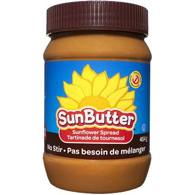 SunButter No Stir Sunflower Seed Spread