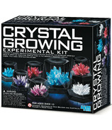 Kit d'expérimentation pour la culture du cristal 4M