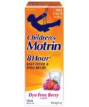 Motrin Childrens Liquid Pain Relief Ibuprofen Berry Flavour