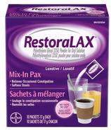 Poudre RestoraLAX