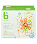 babyganics Baby Wipes Fragrance Free