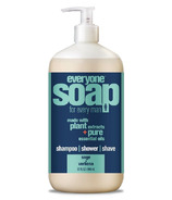 Everyone Soap for Men Sage & Verbena Large