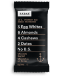 RXBAR Real Food Protein Bar Chocolate Sea Salt