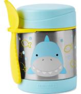 Skip Hop Zoo Insulated Food Jar Shark
