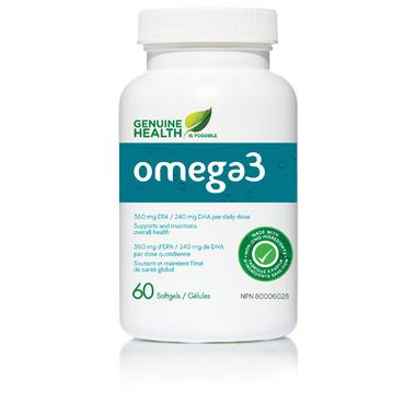 Genuine Health Omega3