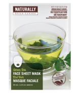 Naturally Upper Canada Green Tea Face Mask