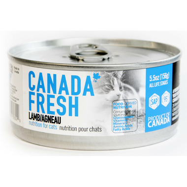 PetKind Canada Fresh Canned Lamb Cat Food