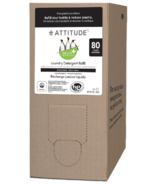 ATTITUDE Eco-Refill Laundry Detergent Unscented